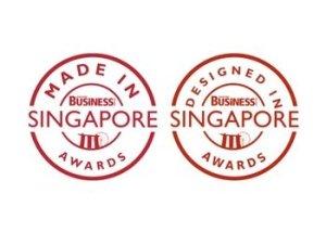 SBR Made in Singapore Awards & Designed in Singapore Awards